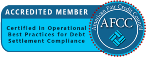 American Fair Credit Council - AFCC Member - Debt Negotiation and Settlement