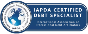 International Association of Professional Debt Arbitrators - IAPDA - Debt Negotiation and Settlement Specialist