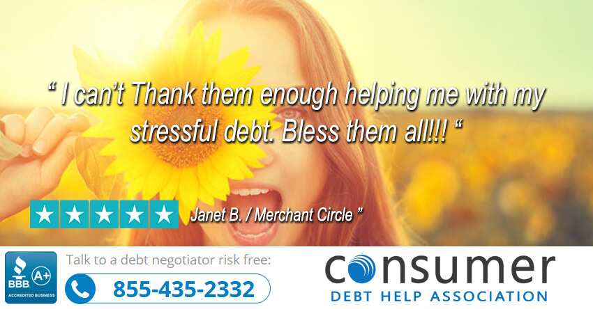 Financial Debt Relief Help